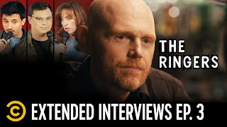 Bill Burr Goes Deep with Comedians About Teenage Divorce, Drug Deals & More - The Ringers