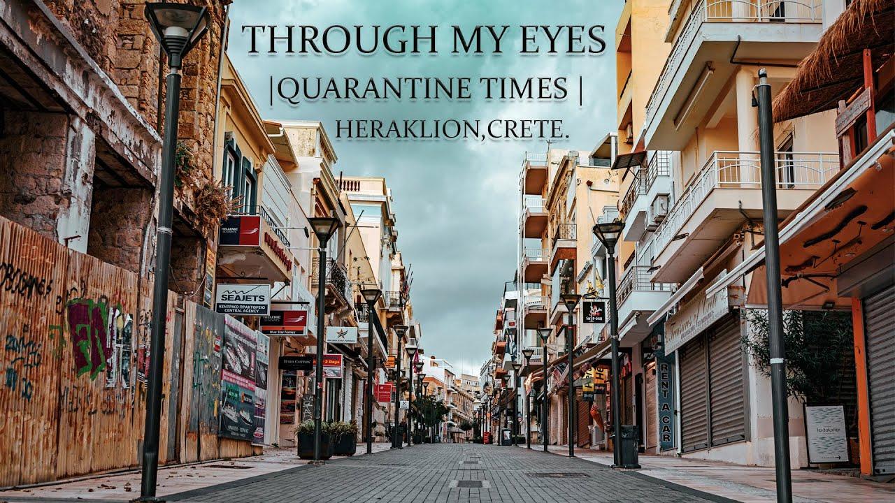 Through my eyes |Quarantine times|