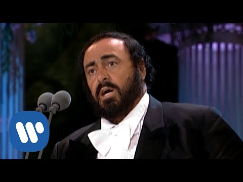 "Luciano Pavarotti sings ""Nessun dorma"" from Turandot (The Three Tenors in Concert 1994)"