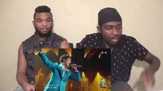 "DIMASH ""ADAGIO"" REACTION!!(CJ & TRAYLOVE)"