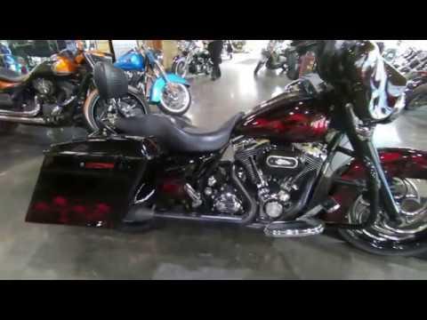 2009 Harley-Davidson Street Glide in South Saint Paul, Minnesota - Video 1