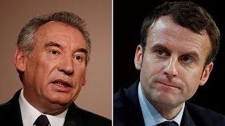 Presidenziali francesi: il centrista Bayrou si schiera per Macron