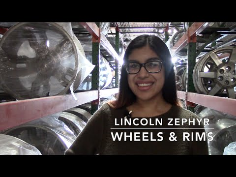 Factory Original Lincoln Zephyr Wheels & Lincoln Zephyr Rims – OriginalWheels.com