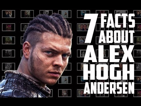 7 Things You May Not Know About Alex Høgh Andersen