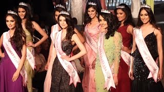 Femina Miss India North 2017 Crowning Moments