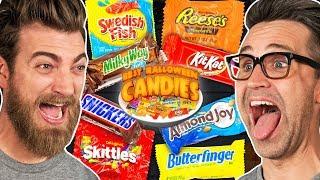 Best Halloween Candy Taste Test (FINALS)