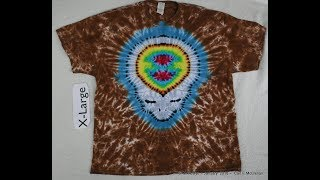 How to Tie-Dye a Stealie