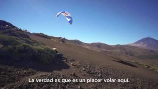 Parapente - Sobrevolar volcanes - Islas Canarias