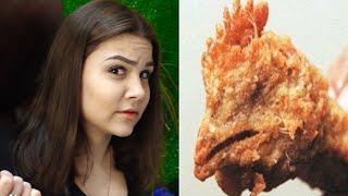 Самое смешное видео в мире, приколы. Курица из Макдоналдс