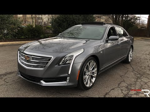 2018 Cadillac CT6 3.0TT – Self Driving Future is [Nearly] Here