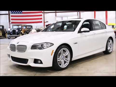 Video of 2014 BMW 5 Series located in Michigan - $34,900.00 Offered by GR Auto Gallery - M41M