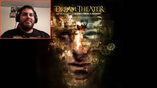 Dream Theater - Regression / Overture 1928 REACTION!!