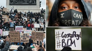 video: Watch: What do Black Lives Matter protesters in the UK want?