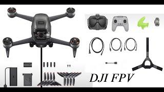 DJI-FPV High speed drone Tamil review #djifpv #suraviews