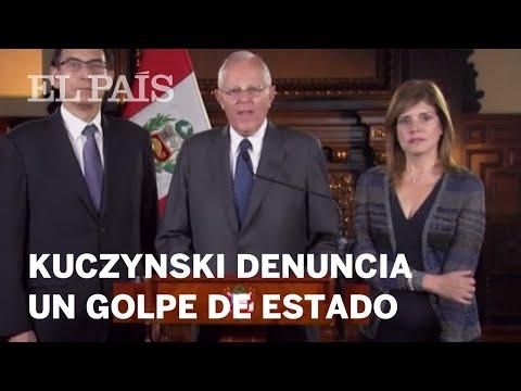 Caso Odebrecht: Kuczynski denuncia un golpe encubierto en Perú | Internacional