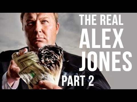 NOW SHOWING: Alex Jones of Infowars (Part 2 - Documentary)