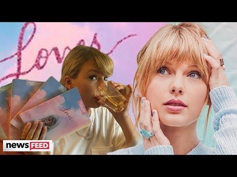 Taylor Swift Drops MAJOR Joe Alwyn Hints In 'Lover'