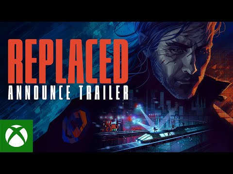 REPLACED | Announce Trailer de Replaced
