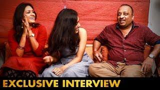 96 எல்லாரையும் connect பண்ணிக்கிற மாதிரி ஒரு படம் | Actress Devadarshini Chetan Family Interview