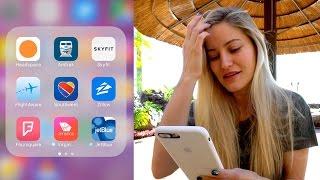 Best iOS Travel Apps! | iJustine