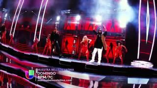 NBL VIP: Zion y Lennox llegan imponiendo su ritmo