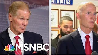 Intelligence Sources Confirm Sen. Bill Nelson