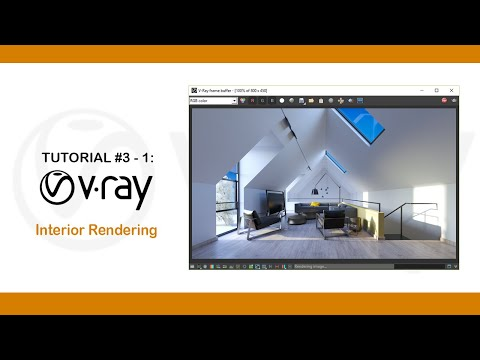 SketchUp Vray 3 4 dome light hdri my experience - смотреть онлайн на