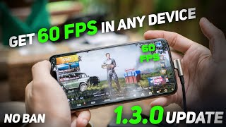 GET 60FPS IN PUBG WITHOUT GFX TOOL | UNLOCK 60 FPS IN PUBGMOBILE 🔥🔥