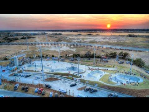 SK8 Charleston - Newest skate park in South Carolina by Charleston County Parks
