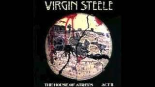 Virgin Steele- A Token of My Hatred with lyric