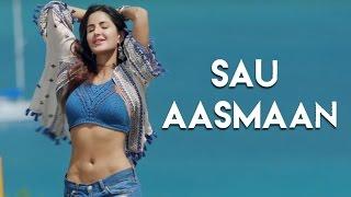 Sau Aasmaan - Baar Baar Dekho | Lyrics | Sidharth, Katrina Kaif | Amaal Mallik | Armaan Malik Neeti