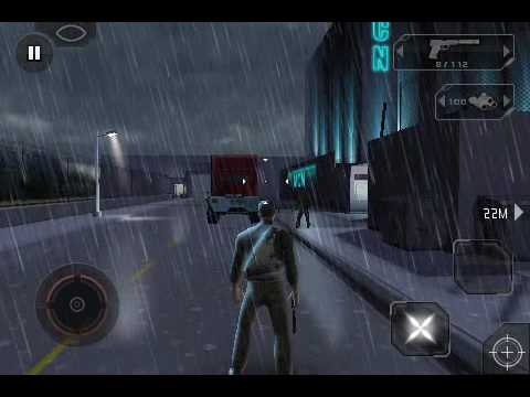 Splinter Cell Conviction For iPhone: Stealth!