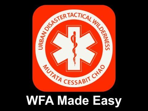 Wilderness First Aid Made Easy App - YouTube