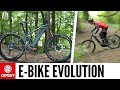 The New Breed Of E Bikes In The Workshop And On The Trail