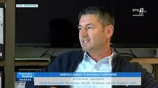 Mirëmëngjesi Kosovë - Drejtpërdrejt - Arif Dermishi 13.10.2021