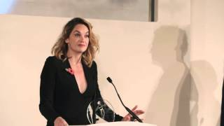 Harper's Bazaar Women of the Year Awards: Dominic West and Ruth Wilson