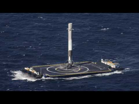 The Emerging Space Economy | Justin Park | TEDxSuffolkUniversity