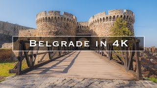 Belgrade in 4K