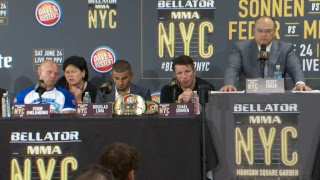 Bellator NYC Post-Fight Press Conference