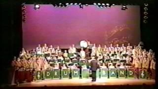 ViJoS Drumband Spant 1996