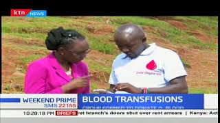 Blood transfusions: Group formed to donate O- blood