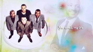 JLS - Pieces Of My Heart Lyrics Video