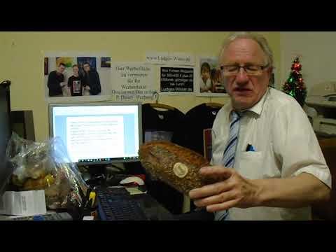 1368 Ludger Winter Harz 4 Spartipp Test des Tages Das Bio Vollkorn Brot vom Netto Backshop 500g für