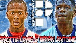 Bryan Antoine & Scottie Lewis Go Crazy at Hoop Group! Best Freshmen Duo in the Country???