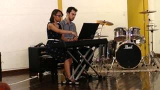 Nara Castro  - O Caderno (quatro mãos) - Chico Buarque - 13.06.2015