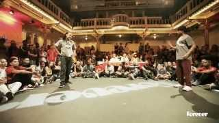 Summer Dance Forever 2012, HipHop, Pre-selections round 2