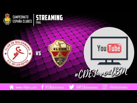 #CDEJuvenilBM Femenino - Final | Balonmano Sanse : Grupo ASSA - Elche