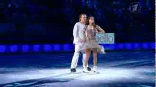 Катерина Шпица и Максим Ставиский. Десятый этап.