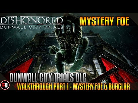 dishonored dunwall city trials pc requisitos