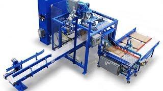 Chantland MHS AccelPak AP2300 Automatic Bag Placing & Filling System with Fuji EC201 Robot